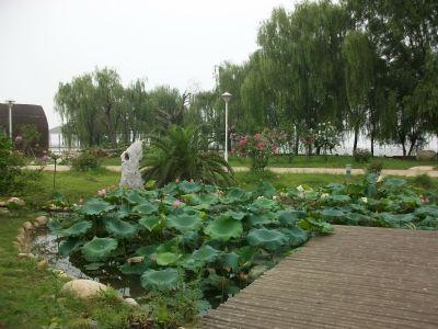 度假酒店,可容纳400容纳同事入住; 2,位于国家4a级风景区梁子湖中的